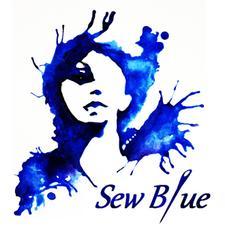 Sew Blue logo