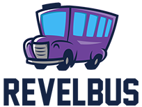 Revel Bus logo