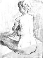 ADULT LIFE DRAWING WORKSHOP 2-5pm Sundays