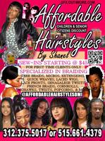 AFFORDABLE HAIRSTYLESDMI PRESENTS...THE STOP LIGHT...