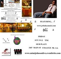 MIMI JOHNSON LIVE! R&B SOUL SENSATION! LIVE BAND!...
