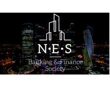 NES Banking & Finance Society logo
