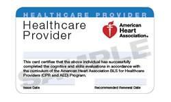Concord BLS CPR Renewal Class by the American Heart Associat...