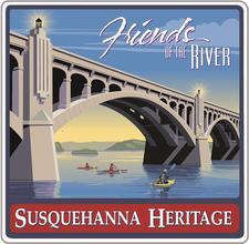 Susquehanna Heritage @ the Zimmerman Center logo