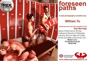 Foreseen paths photography exhibition, 24th July