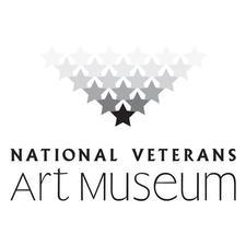 National Veterans Art Museum logo