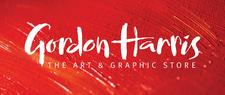 Gordon Harris Art Supplies logo