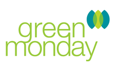 Green Monday logo