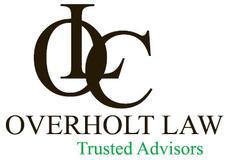 Overholt Law logo