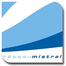 Réseau Mistral logo