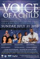 """""""Voice of A Child"""" Tix 50% off with Promocode RandJ"""
