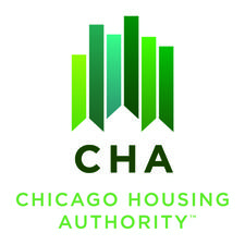 Chicago Housing Authority  logo