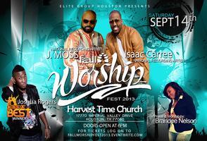 Fall Worship Fest 2013 (featuring J. Moss, Isaac...