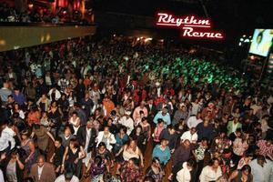 RHYTHM REVUE Sunday Summer Soul Party w/DJ Felix Hernandez...