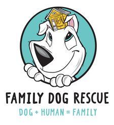 Family Dog Rescue logo