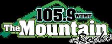 105.9 the Mountain  logo