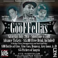 GooFFellas LIVE Latin Comedy Show (Free Drink Included...