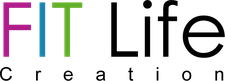 Fit Life Creation  logo