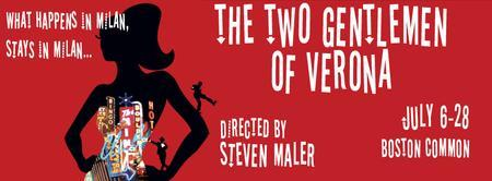 The Two Gentlemen of Verona | Globe Insider