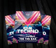 EDM Techno & Tuesday