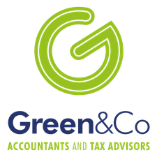 Green & Co Accountants in partnership with Rubin Lewis O'Brien and SerenLiving Letting Agency logo