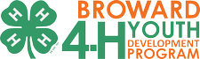 Broward 4-H Youth Development Program logo