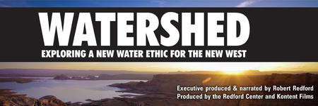 WLA Film Series Double Bill: Watershed & Slow The Flow
