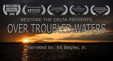 WLA Film Series Double Bill: Over Troubled Waters &...