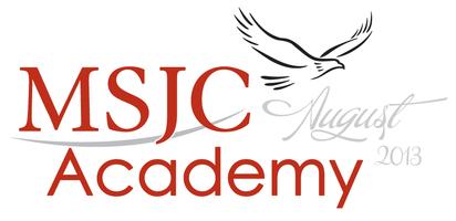MSJC Academy - Aug 2013