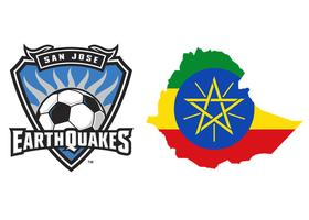 San Jose Earthquakes Celebrates Ethiopian Heritage Nigh...