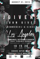 """JGivens Album Release Concert """"El v. Envy"""""""