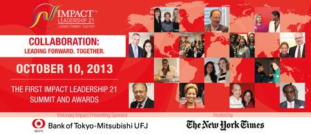 IMPACT Leadership 21 Global Summit and Awards...