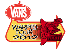 Vans Warped Tour 2012 logo