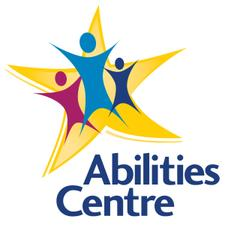 Abilities Centre & The Town of Whitby Seniors' Services logo