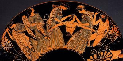 The Bacchae by Euripides: Audience Participation Play...
