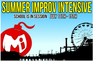 Summer IMPROV Intensive