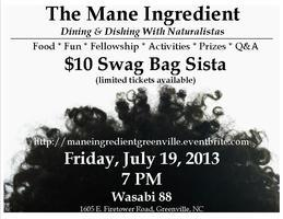 The Mane Ingredient Greenville: Dining & Dishing With...