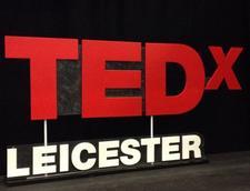 TEDxLeicester logo