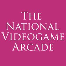 The National Videogame Arcade logo