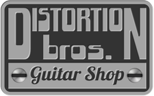 Distortion Brothers Guitar Shop logo