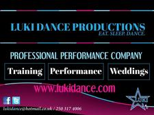 Luki Dance Productions logo