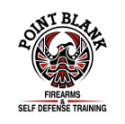 Point Blank Firearms and Self DefenseTraining & Quivera Firearms Training logo
