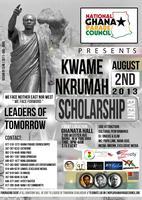 Kwame Nkrumah Scholarship Event