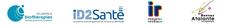 Images & Réseaux, Atlanpole Biotherapies, ID2Santé et Rennes Atalante logo