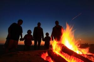 Save the Southern California Beach Bonfire Rings