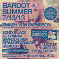 Saturday Night Sessions Record Release Party at Bardot ...