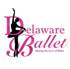 Delaware Ballet logo