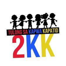 2KK Tulong sa Kapwa Kapatid Foundation Inc. logo