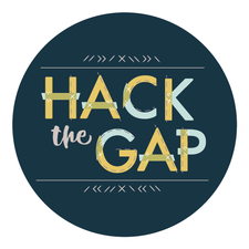 Hack the Gap logo