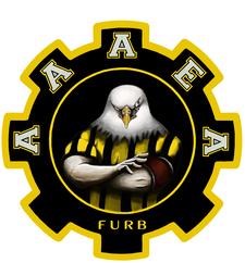 Atlética das Engenharias e Arquitetura FURB logo